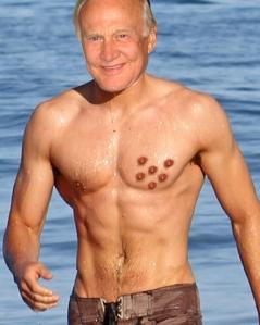 Buzz Aldrin's Seven Nipples