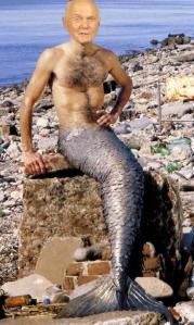 John Glenn is a merman!