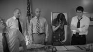 (from left) Jack Burrows as Floyd, Matt Spahr as Murray, Michael Peake as Dr. Chang, Kayla Clark as Lisa, and Matt Laumann as Ed
