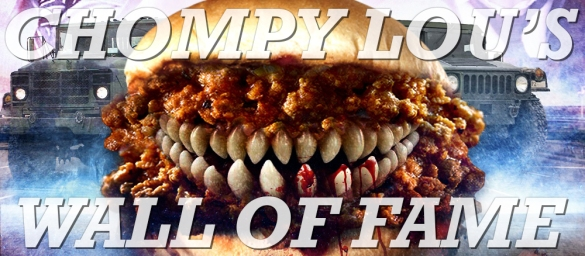 Chompy Lou's Wall of Fame